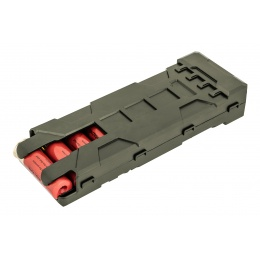 10 Round Shotgun Shell MOLLE Polymer Carrier