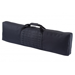 WoSport Laser Molle 39 Inch Gun Bag (Black)