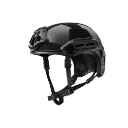 WoSport MK Protective Airsoft Tactical Helmet (Black)
