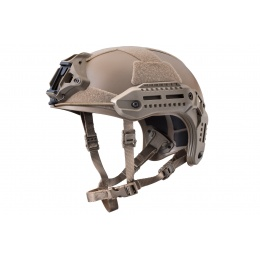 WoSport MK Protective Airsoft Tactical Helmet (Tan)