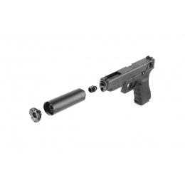 ACETECH Lighter R Tracer Unit w/o Pouch (Black)