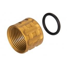 Atlas Custom Works Knurled Thread Protector [14mm CCW]