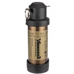 Airsoft Innovations Tornado 2 Timer Frag Airsoft Grenade - DARK EARTH
