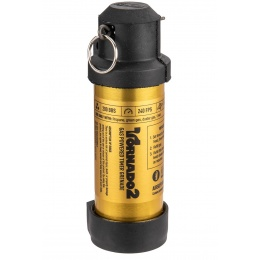 Airsoft Innovations Tornado 2 Timer Frag Airsoft Grenade - GOLD