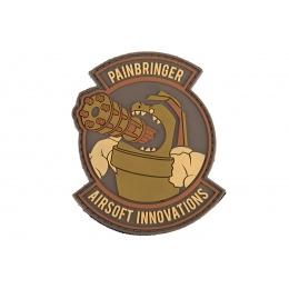 Airsoft Innovations Tornado 2 Timer Frag Airsoft Grenade - GOLD