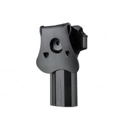 Amomax Right Handed Tactical Holster for Desert Eagle (Color: Black)