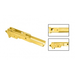 Airsoft Masterpiece S-Style 3.9 Aluminum Advance Frame (Gold)