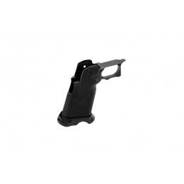 Airsoft Masterpiece Aluminum Grip for Hi-Capa Type 20 Stac (Black)