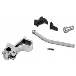 Airsoft Masterpiece CNC Steel Hammer & Sear Set for Marui Hi-Capa [Infinity Commander]