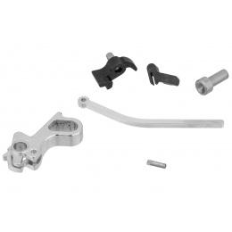 Airsoft Masterpiece CNC Steel Hammer & Sear Set for Hi-Capa [D Type]