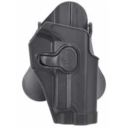 Amomax Gen2 Rigid Hard Shell Holster for Sig Sauer - BLACK