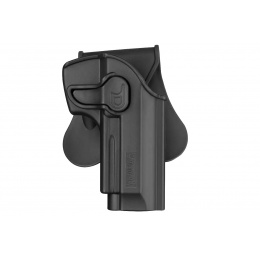 Amomax Tactical Holster for Beretta 92/92FS/M9 (Black)