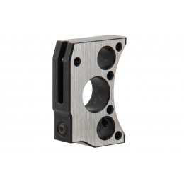 Airsoft Masterpiece Aluminum Trigger Type 12 for Hi-Capa Pistols - TWO-TONE