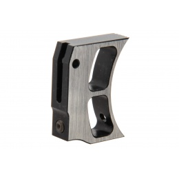 Airsoft Masterpiece Aluminum Trigger Type 2 for Hi-Capa Pistols - TWO-TONE