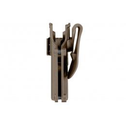 Amomax Per-Fit Holster for G-Series GBB Pistol (Desert Earth)