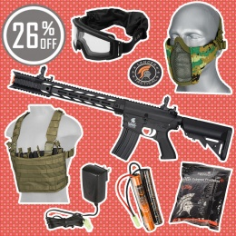 Holiday Blowout Bundle Field Ready M4 Interceptor Package