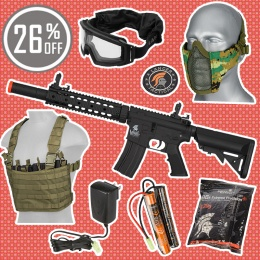Holiday Blowout Bundle Field Ready M4 SD Package