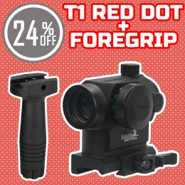Holiday Upgrade Bundle: Red Dot + Vertical Grip