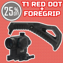 Holiday Upgrade Bundle: Red Dot + Angled Grip