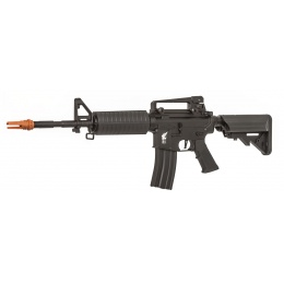 APEX Airsoft Fast Attack M4A1 Carbine AEG Rifle [Metal] - BLACK