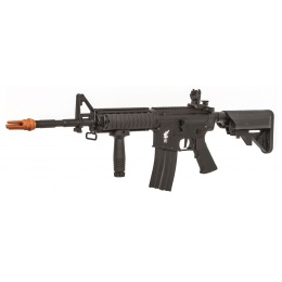 APEX Airsoft Fast Attack RIS M4 Carbine AEG Rifle [Metal] - BLACK