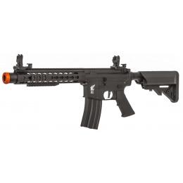 APEX Airsoft Fast Attack 912 KeyMod M4 Carbine AEG Rifle [Metal] - BLACK