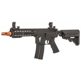 APEX Airsoft Fast Attack 702 KeyMod M4 Carbine AEG Rifle [Metal] - BLACK