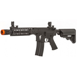 APEX Airsoft Fast Attack 811 RIS M4 Carbine AEG Rifle [Metal] - BLACK