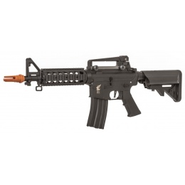APEX Airsoft Fast Attack CQBR M4 Carbine AEG Rifle [Polymer] - BLACK