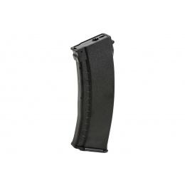 Arcturus Variable Cap Silent AK 30/135 Round AEG Mid Capacity Magazine (Color: Black)
