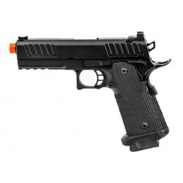 Army Armament R603 Hi-Capa Gas Blowback Airsoft Pistol (Color: Black)