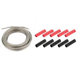 ASG Ultimate Silver-Plated Wire, Low Resistance, 2 Meters