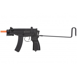 ASG Cesk Zbrojovka VZ61 Scorpion Airsoft Electric SMG (Black)