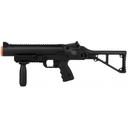 ASG B&T Airsoft GL-06 40mm Gas Grenade Launcher - BLACK