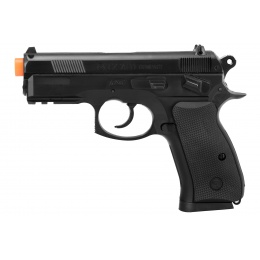 ASG CZ75D Compact CO2 Non-Blowback Airsoft Pistol - BLACK