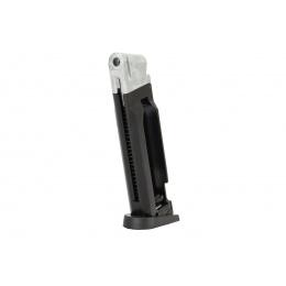 ASG CZ75D Compact CO2 Non-Blowback Airsoft Pistol - BLACK