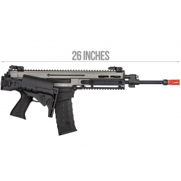 ASG Fully Licensed CZ 805 Bren A1 Carbine Airsoft AEG (Gray / Black)