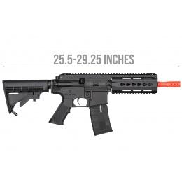 ICS CXP-15 Keymod Sportline AEG Airsoft Rifle w/ LE Stock