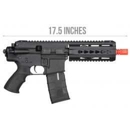 ICS CXP-15 Keymod Sportline AEG Airsoft Rifle (Black)