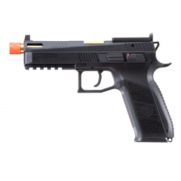 ASG CZ P-09 Optic Ready CO2 Blowback Pistol (Black)