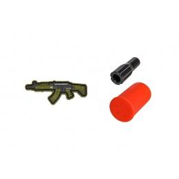 ICS CXP-ARK AK Style AEG Airsoft Rifle (Black)