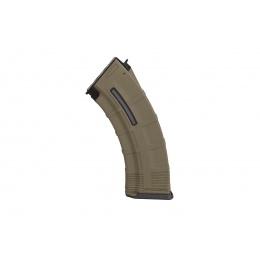 ICS CXP-ARK AK Style 50 Round Mid-Cap AEG Magazine (OD Green)