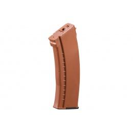 DBoys AK74 600 Round Hi-Capacity Airsoft AEG Magazine (Color: Leather Orange)
