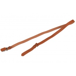 Double Bell Kar 98k 2-Point Rifle Sling - BROWN