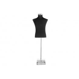 Lancer Tactical Mannequin w/ Stand - BLACK