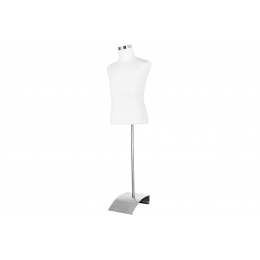 Lancer Tactical Mannequin w/ Stand - WHITE