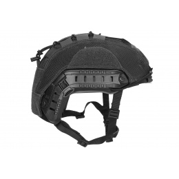 Lancer Tactical BUMP Helmet Cover - BLACK