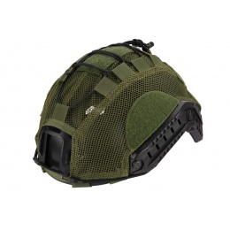 Lancer Tactical BUMP Helmet Cover - OD GREEN