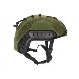 Lancer Tactical BUMP Helmet Cover - OD GREEN