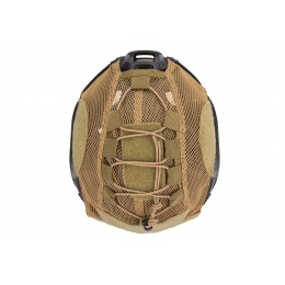 Lancer Tactical BUMP Helmet Cover - TAN